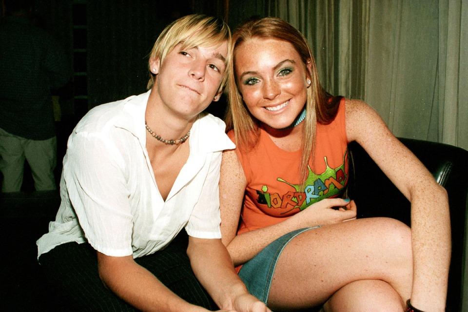 Lindsay Lohan's Sweet 16 Birthday Party