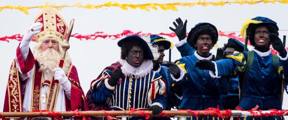 Belgium Black Pete
