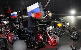 putin biker gang